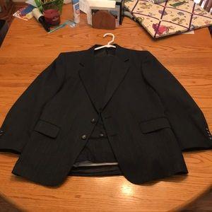 Suit coat: suit pants also listed!